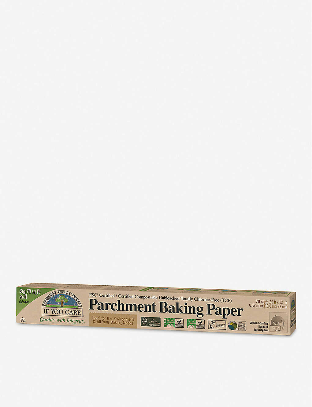 IF YOU CARE: Parchment baking paper 40cm