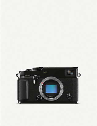 FUJIFILM: X-Pro3 Mirrorless camera body
