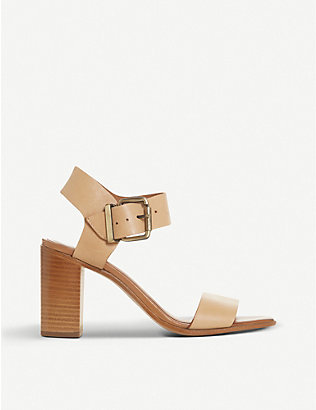 BERTIE: Iraya leather sandals