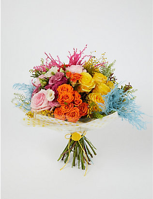 SELFRIDGES SELECTION: Happy New Decade bouquet