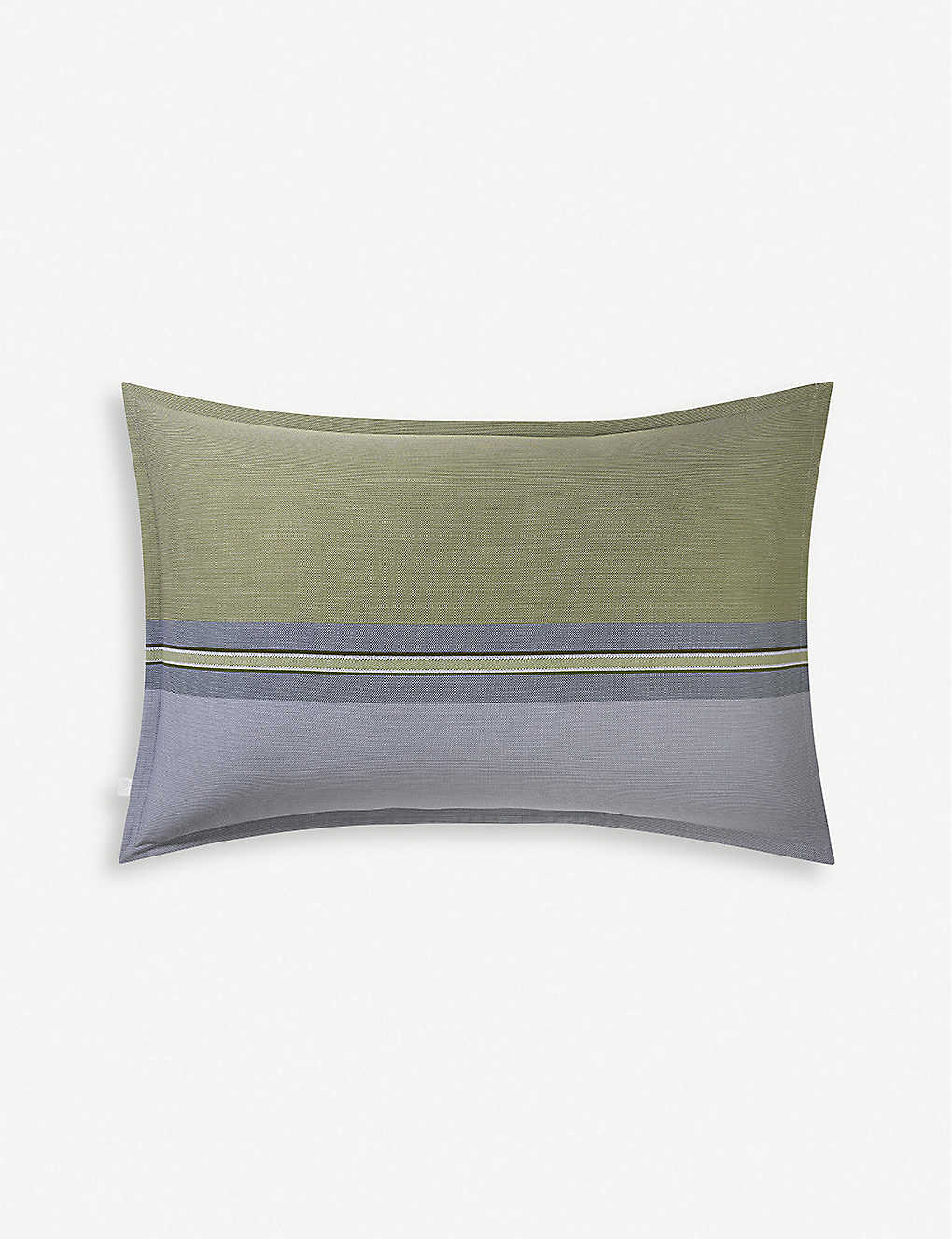 BOSS: Paddy cotton square pillowcase 65cm