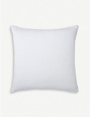 BOSS: Dunes cotton cushion cover 42x42cm