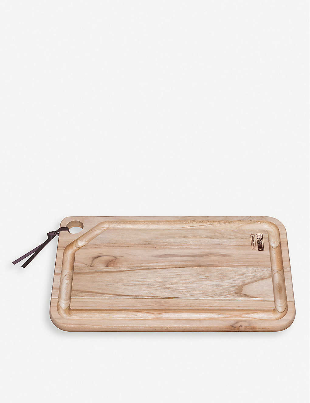 TRAMONTINA: Wooden chopping board 40cm