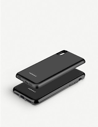 THE TECH BAR: Momax Q.PowerPack Magnetic Wireless Battery iPhone X/XS case