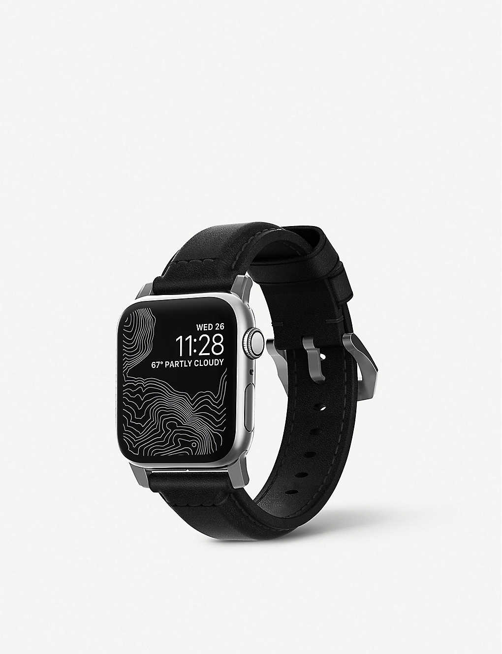 THE TECH BAR: Classic Strap 42mm Black/BLK
