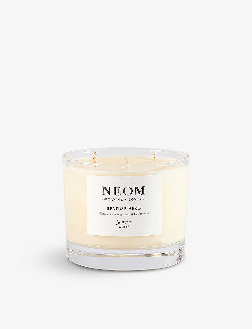 NEOM: Bedtime Hero scented candle 420g
