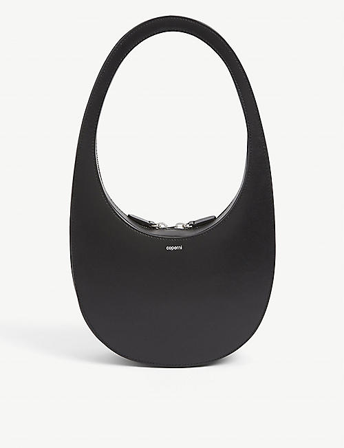 COPERNI: Swipe leather shoulder bag