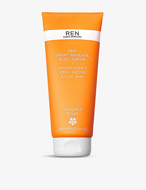 REN: AHA Smart Renewal body serum 200ml