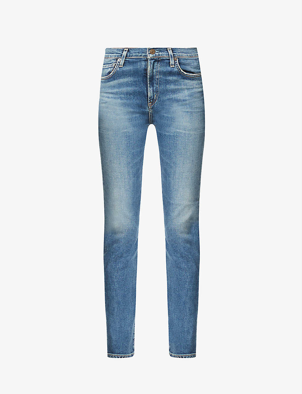 CITIZENS OF HUMANITY: Harlow slim mid-rise jeans