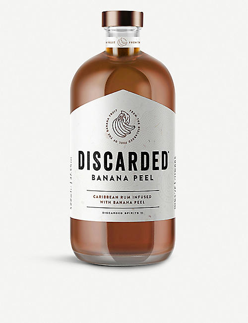 RUM: Discarded Spirits Co. Banana Peel Caribbean rum 500ml