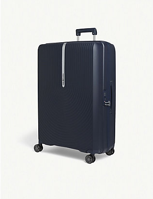 SAMSONITE: Hi-Fi Spinner expandable suitcase 75cm