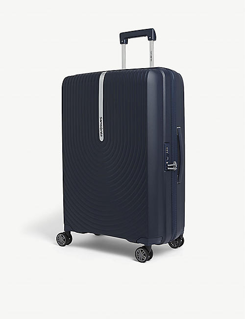 SAMSONITE: Hi-Fi Spinner expandable suitcase 68cm