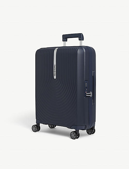 SAMSONITE: Hi-Fi Spinner expandable suitcase 55cm