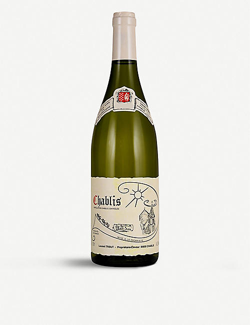 BURGUNDY: Domaine Laurent Tribut 2018 Beauroy chablis 750ml