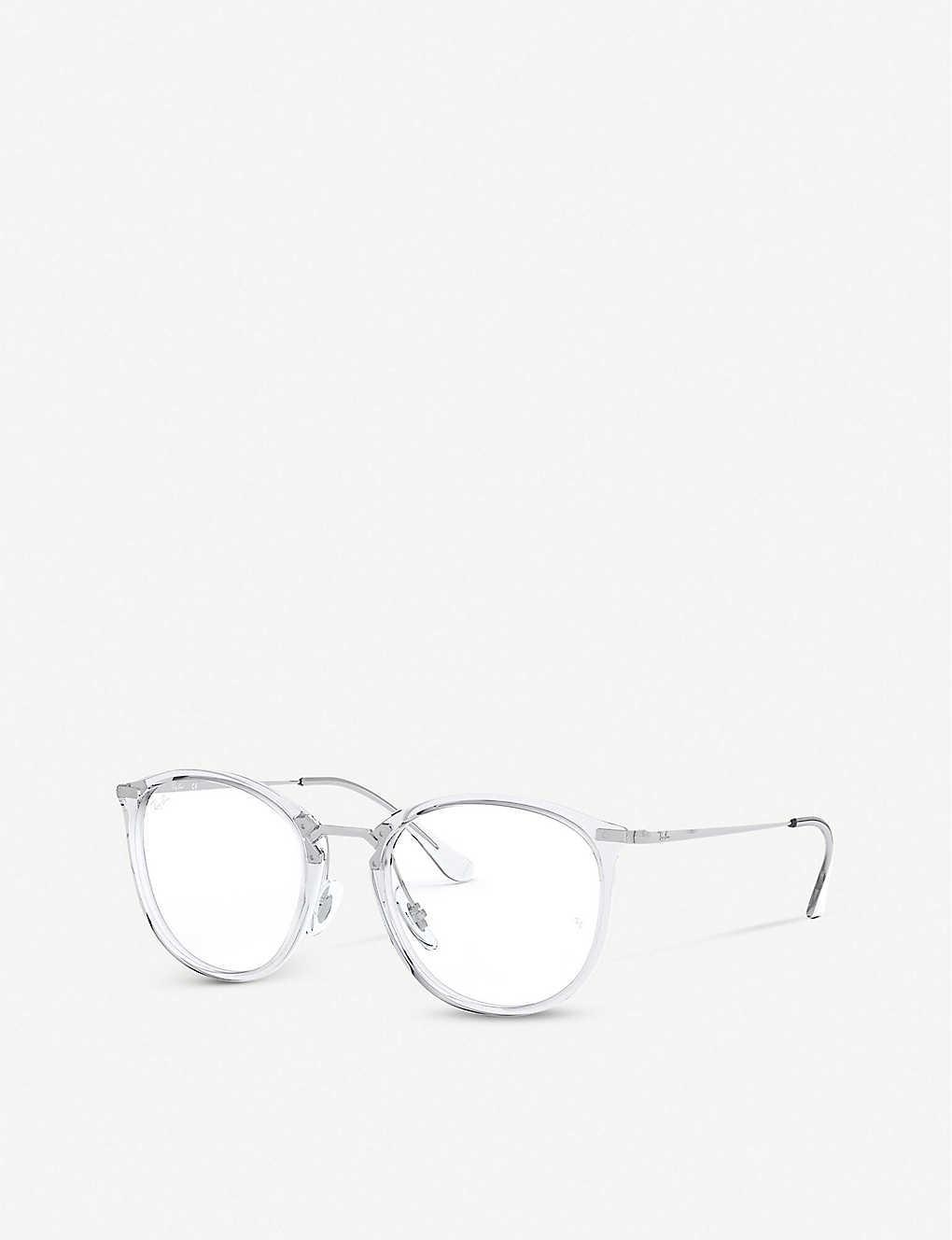 RAY-BAN: RX7140 phantos-frame acetate eyeglasses