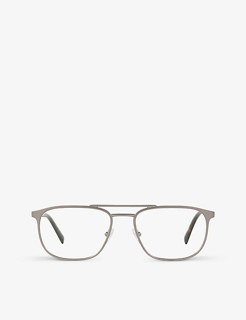 PRADA: PR 54XV square-frame optical glasses