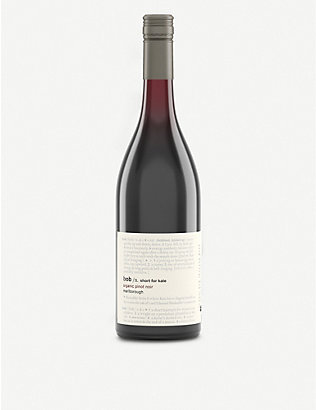 NEW ZEALAND: Ben Glover 2019 Bob pinot noir 750ml