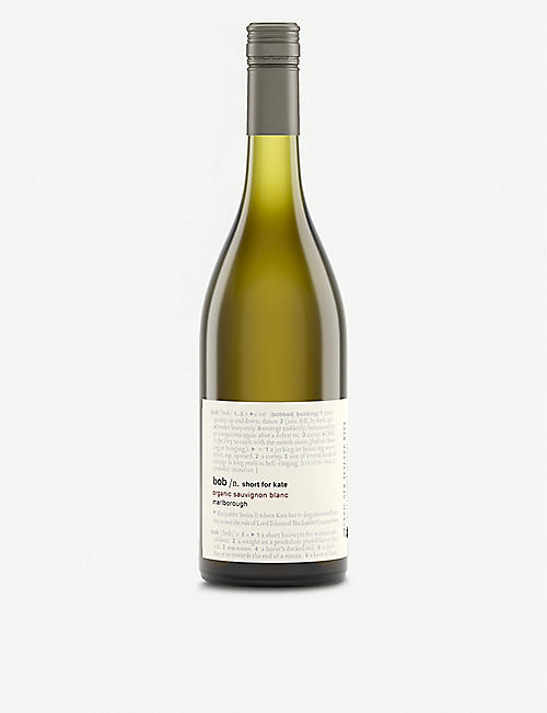 NEW ZEALAND: Ben Glover 2019 Bob Sauvignon Blanc 750ml