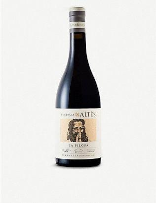 SPAIN: Herència Altés 2017 La Peluda red wine 750ml