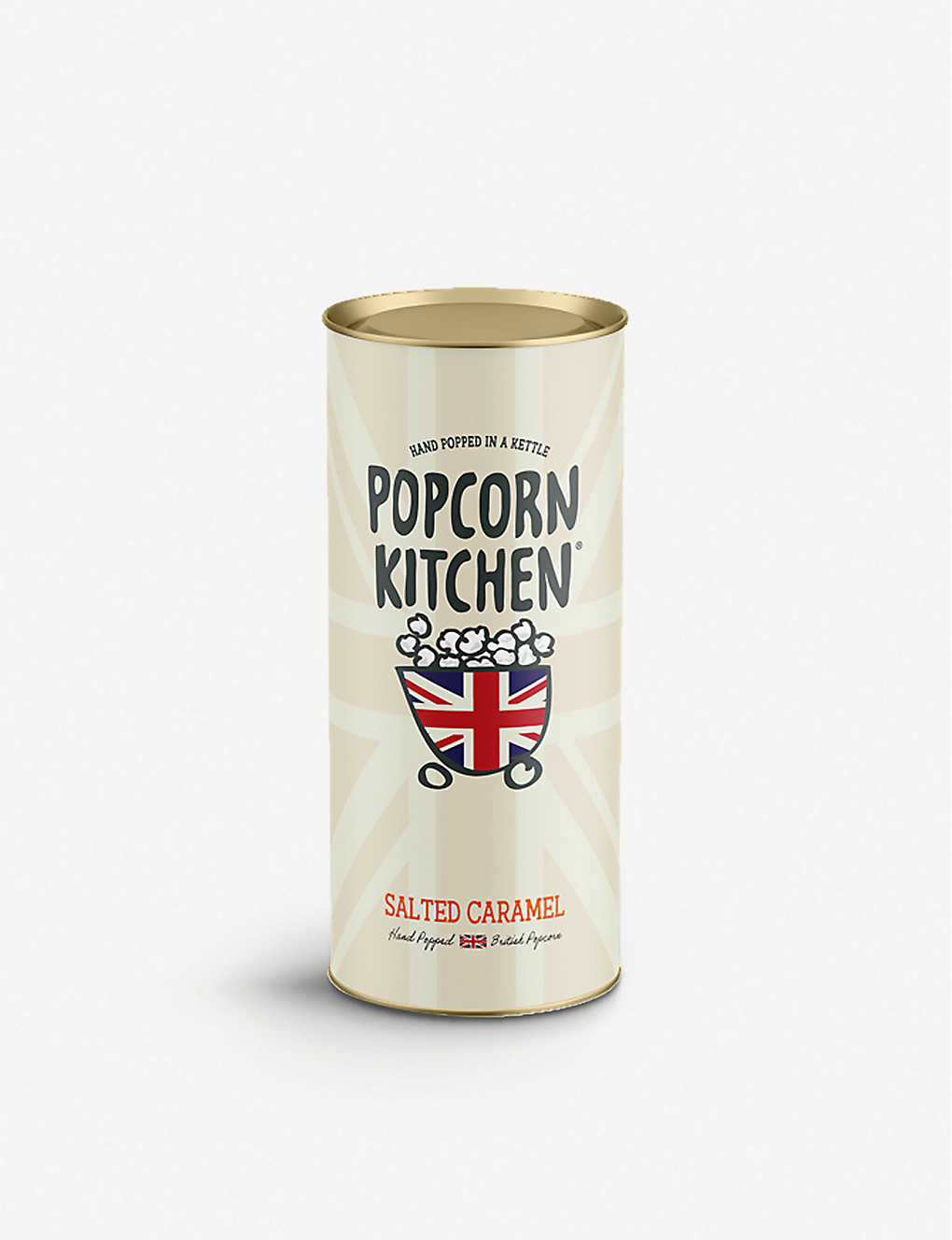 POPCORN KITCHEN: Salted Caramel popcorn money box 50g