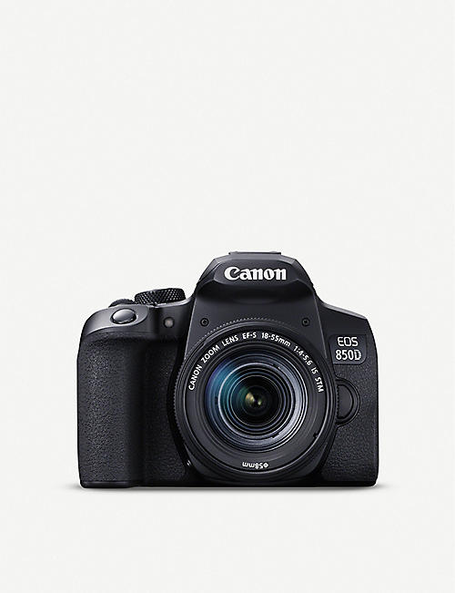 CANON: EOS 850D DSLR digital camera