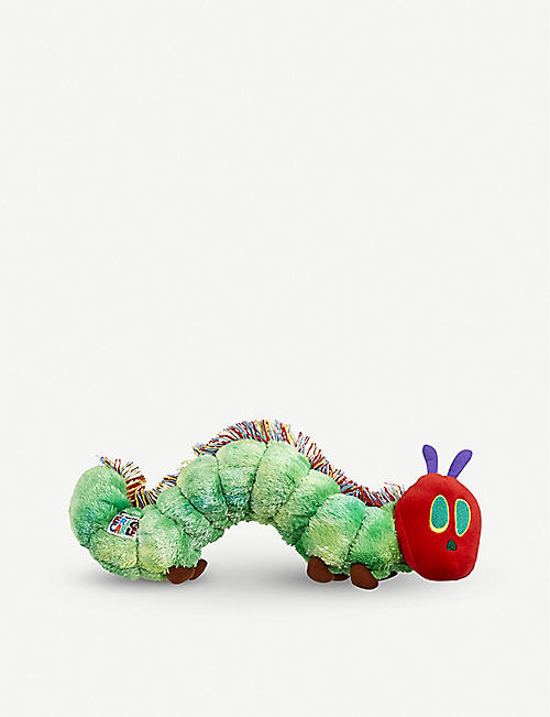 HUNGRY CATERPILLAR: The Very Hungry Caterpillar soft toy 42cm
