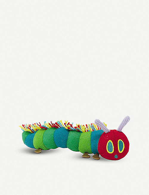 HUNGRY CATERPILLAR: Made With Love Very Hungry Caterpillar soft toy 30cm