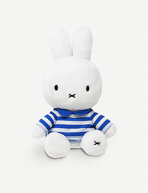 MIFFY: Miffy Fashion soft woven toy 22.5cm