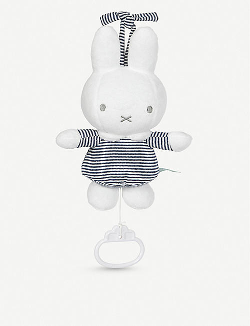 MIFFY: Miffy Stripes musical pull down toy