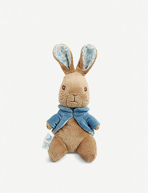 PETER RABBIT: Peter Rabbit soft plush toy 15cm