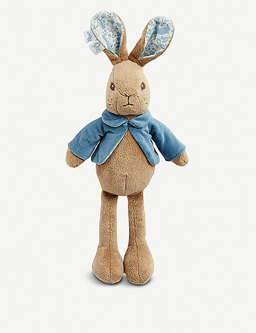 PETER RABBIT: Peter Rabbit long legged soft plush toy 16cm