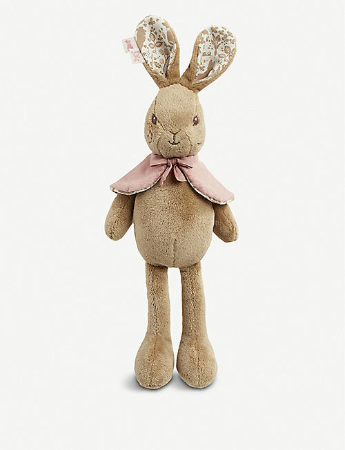 PETER RABBIT: Flopsy long legged soft plush toy 16cm