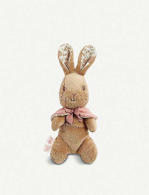 PETER RABBIT: Flopsy soft plush toy 15cm