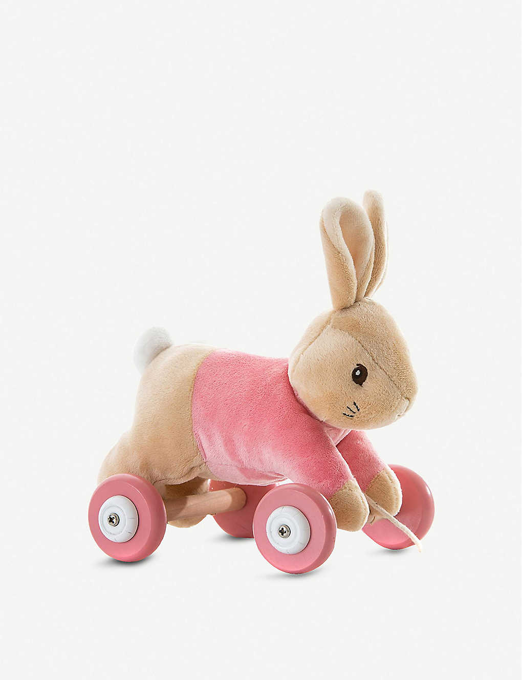 PETER RABBIT: Flopsy Bunny pull-along toy 20cm