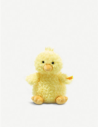 STEIFF: Soft Cuddly Friends Pipsy Chick soft toy 22cm