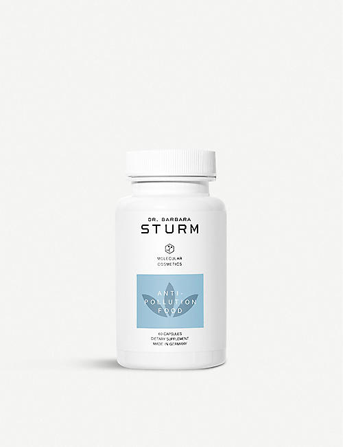 DR. BARBARA STURM: Anti-Pollution Food 60 capsules