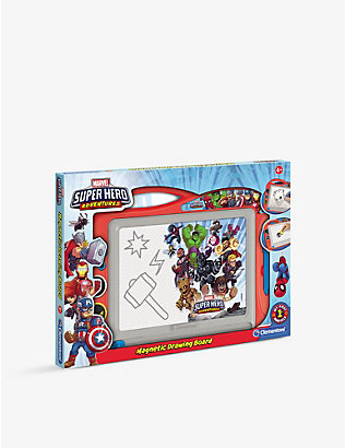 MARVEL AVENGERS: Superhero magnetic doodle board
