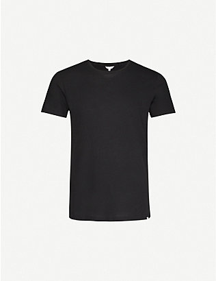 ORLEBAR BROWN: Regular-fit cotton-jersey T-shirt
