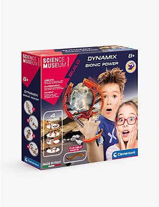 SCIENCE MUSEUM: Dynamix Bionic Movement Arm science kit