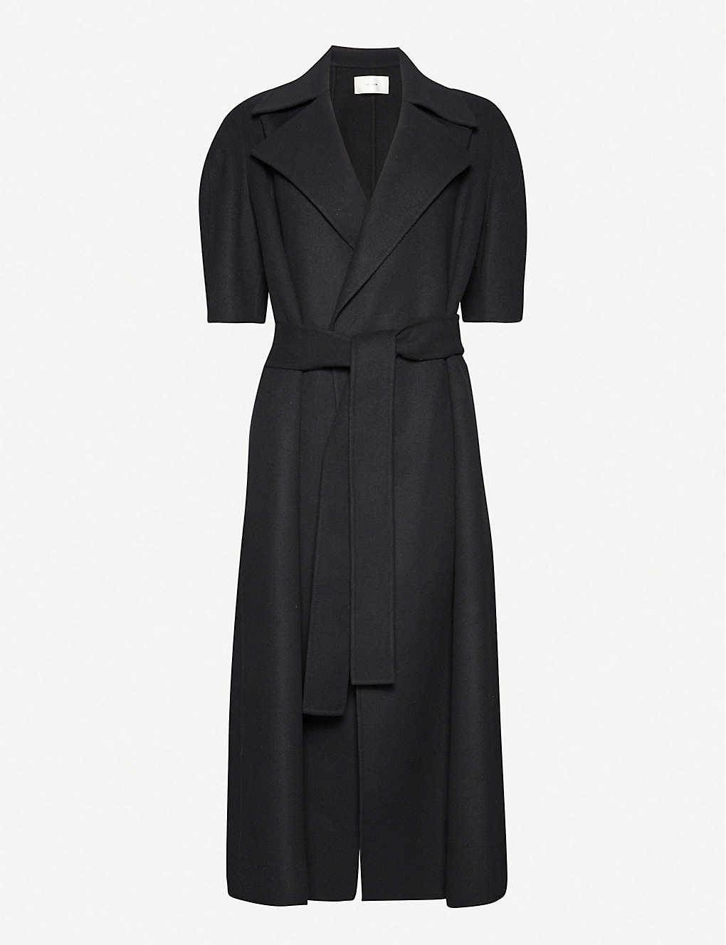 THE ROW: Eri wool and cashmere-blend coat