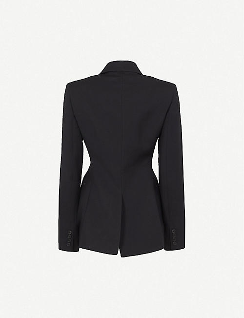 THE ROW Lanois double-breasted wool jacket