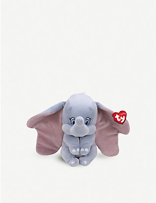 TY: Dumbo Beanie Babies plush toy 23cm