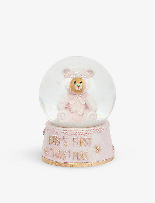 CHRISTMAS: Gisela Graham snow globe 9cm