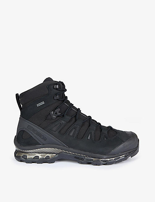 SALOMON: Quest 4D GTX Advanced suede and mesh boots