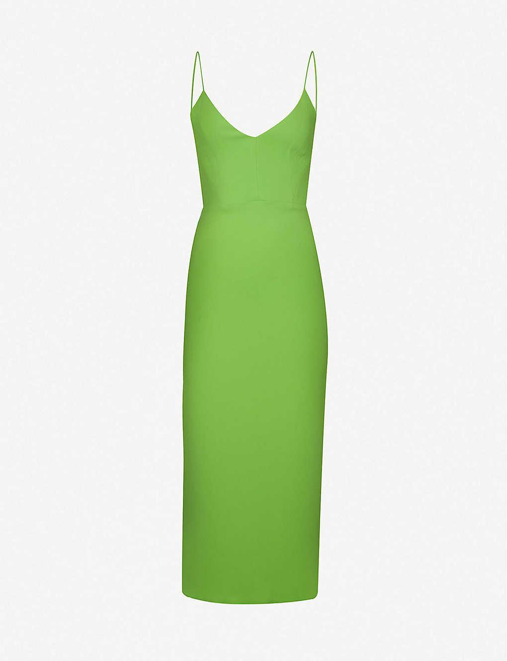 Stretch Crepe Midi Dress (70% off!)
