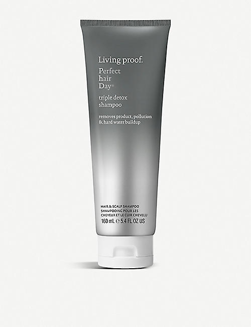 LIVING PROOF: Perfect Hair Day Triple Detox shampoo 160ml
