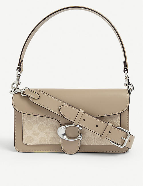 COACH: Tabby 26 small shoulder bag