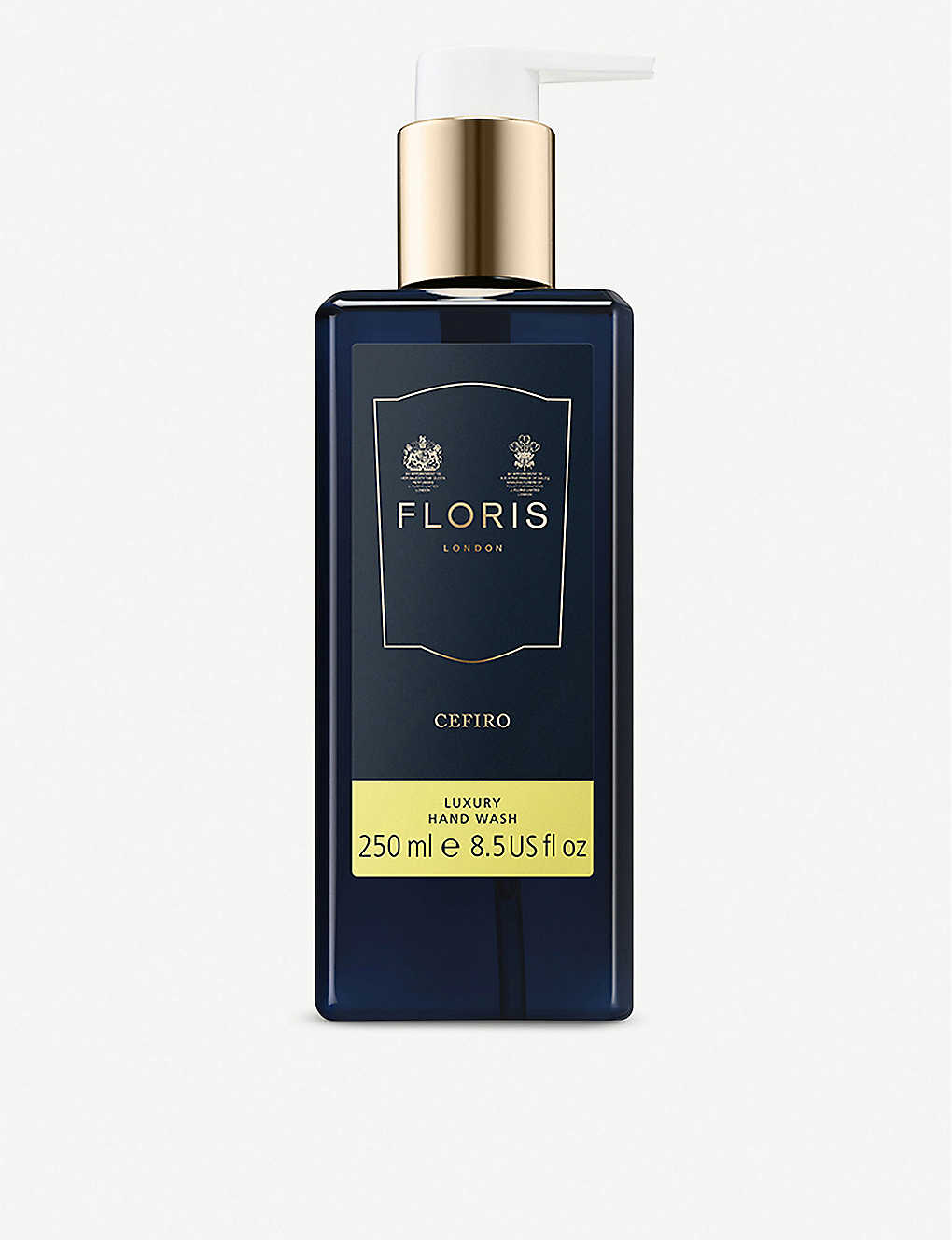 FLORIS: Cefiro luxury hand wash 250ml
