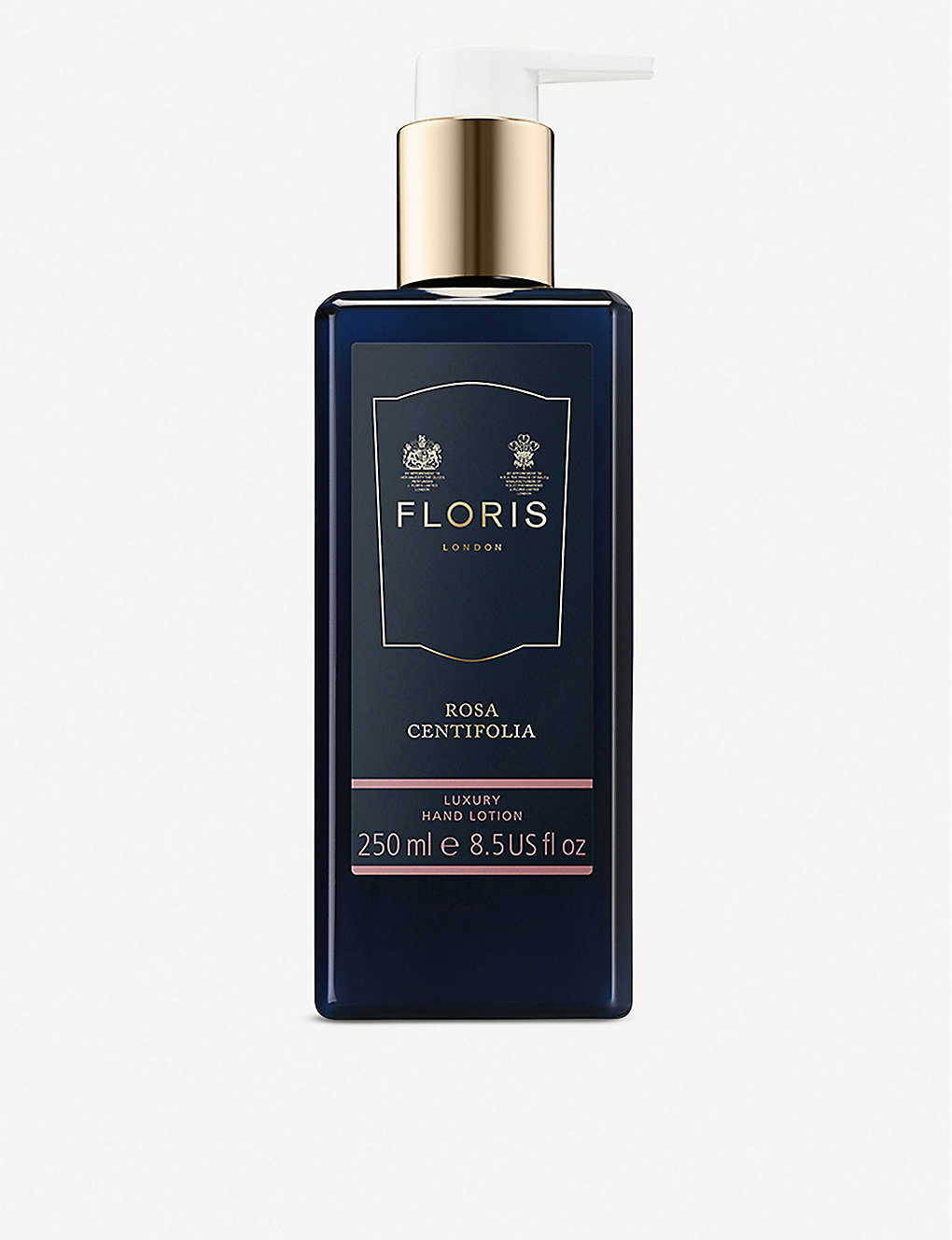 FLORIS: Rosa Centifolia luxury hand lotion 250ml
