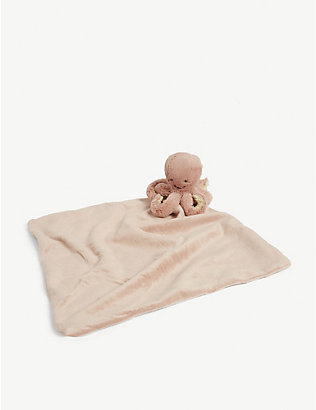 JELLYCAT: Odell Octopus soother